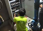 安川l1000a变频器电流故障的维修方法