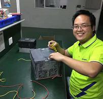 汇川11kw变频器黑屏故障的维修