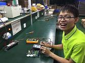 艾默生变频器输出电压不够维修分析