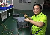 欧姆龙变频器主回路故障诊断维修
