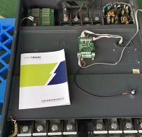 220KW汇川变频器炸机维修