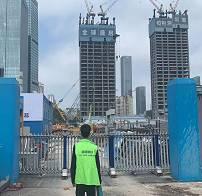 深圳中建集团132KW安川变频器维修实例